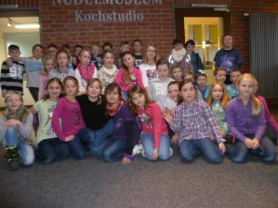 Foto zu Meldung: Exkursion der 3. Klassen nach Riesa