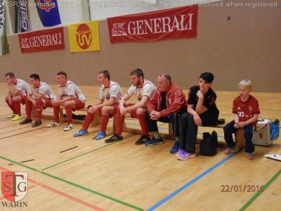 Foto zu Meldung: + + + Hallenfußballturnier in Bützow + + +