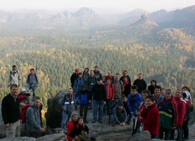Foto zu Meldung: Herbstwanderung
