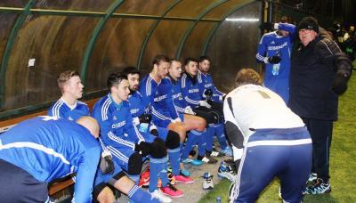 Foto zu Meldung: Testspiel im Trainingslager in Zruc: FC Rokycany - FC Vorwärts 6:1 (3:1)