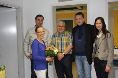 Foto zu Meldung: Hausarztpraxis erhalten - Generationswechsel am Standort Schönborn
