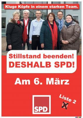 Kandidaten Ortsbeirat Flieden