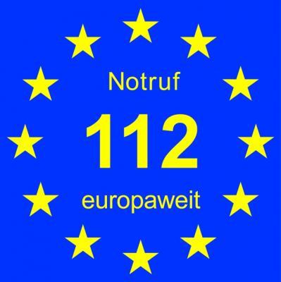 Foto zu Meldung: Europäischer Tag des Notrufs 112
