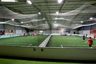 Foto zur Meldung: Soccerpark mit dem FC Zell