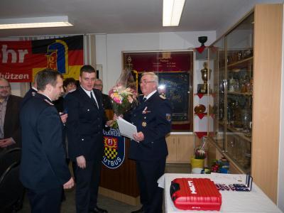 Foto zur Meldung: Auszeichnungen für langjährige Mitgliedschaften