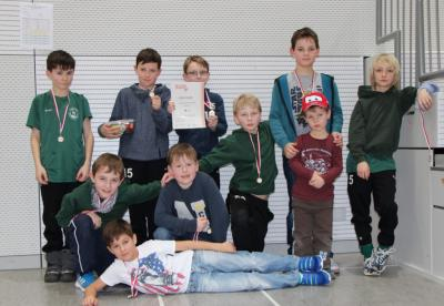 Foto zur Meldung: Landespokal Knaben C 2016
