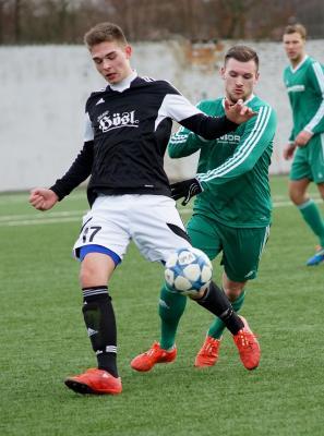 Foto zu Meldung: Testspiel: SV Mitterteich - FC Vorwärts 1:1 (1:1)