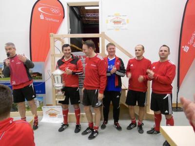 Foto zur Meldung: Erstes Turnierwochenende beim Seiler-Haus Hallencup ein absoluter Erfolg