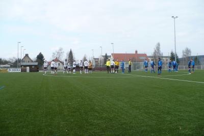 Foto zur Meldung: Männer besiegen Lok Zittau mit 5:3
