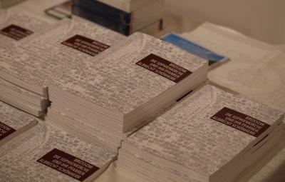 Foto zur Meldung: Buch über die Kirche zu Brüssow enstanden und herausgegeben