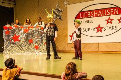 Foto zur Meldung: Liebshausen hat seine Super-Stars gefeiert