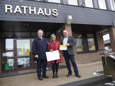 Foto zur Meldung: DTV-Sterne für Feriendomizile in der Verbandsgemeinde Rheinböllen