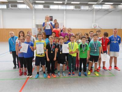 Foto zur Meldung: Sport frei für Elbtalgrundschüler Bad Wilsnack