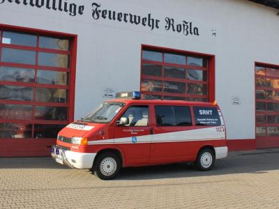 Foto zur Meldung: Technische Hilfeleistung - Tragehilfe Rettungsdienst