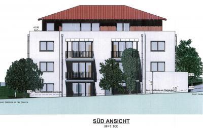 Foto zu Meldung: Aktuelle Baustelle in Grettstadt, Karl-Spieler-Str. 34 (B)