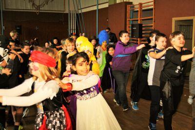 Foto zur Meldung: Fasching in der Grundschule