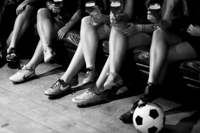 Foto zur Meldung: Damen machen sich fit für Saisonauftakt