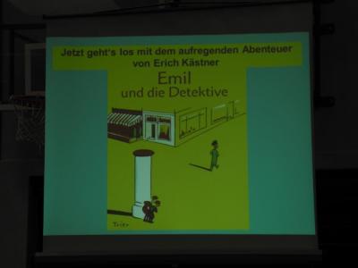 Foto zur Meldung: Emil und die Detektive