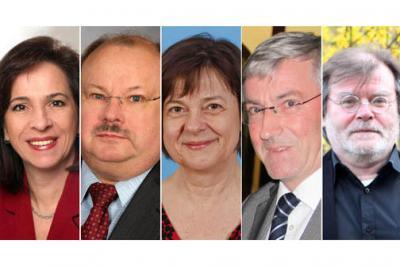 Foto zur Meldung: Podiumsdiskussion am VvBG anlässlich der Bürgermeisterwahl in Falkensee 2015