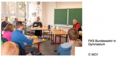 Foto zur Meldung: Expertengespräch zur Sicherheits- und Verteidigungspolitik