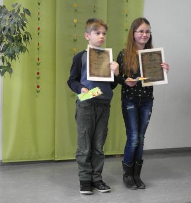 Foto zur Meldung: Rezitatorenausscheid der Klassen 1 bis 6