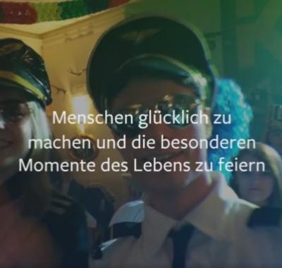 Vorschaubild zur Meldung: PartySoundExpress - Facebook-Kurzvideo Online