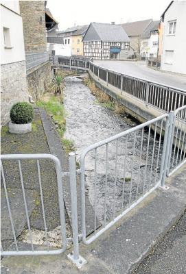 Foto zur Meldung: Ortsgemeinde: Burgschwalbach beugt neuen Schäden vor