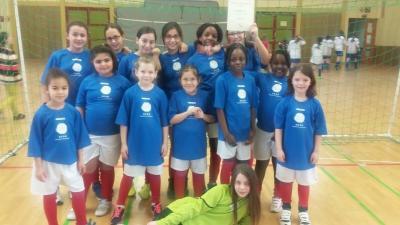 Vorschaubild zur Meldung: SESB - Mädchenfußballturnier 2016