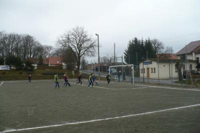 Foto zur Meldung: Männer fahren Kantersieg gegen SpG Obercunnersdorf/Eibau ein; C-Junioren-Spiel verlegt, Jungschiedsrichter leitet erstes Spiel