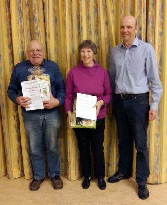 Foto zur Meldung: Die Kommunale Wählergemeinschaft Pohnsdorf (KWG) ist 50 Jahre aktiv!