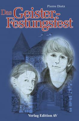 """Foto zu Meldung: """"Das Geisterfestungsfest"""" - Lesung mit Pierre Dietz am 27.04.2016"""