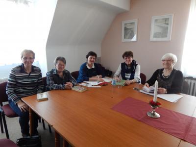 Foto zur Meldung: Kulturhaus-Schreibwerkstatt mit Gastspiel