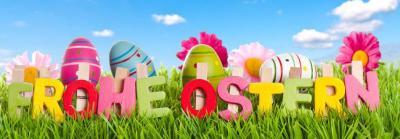 Foto zur Meldung: Frohe Ostern!