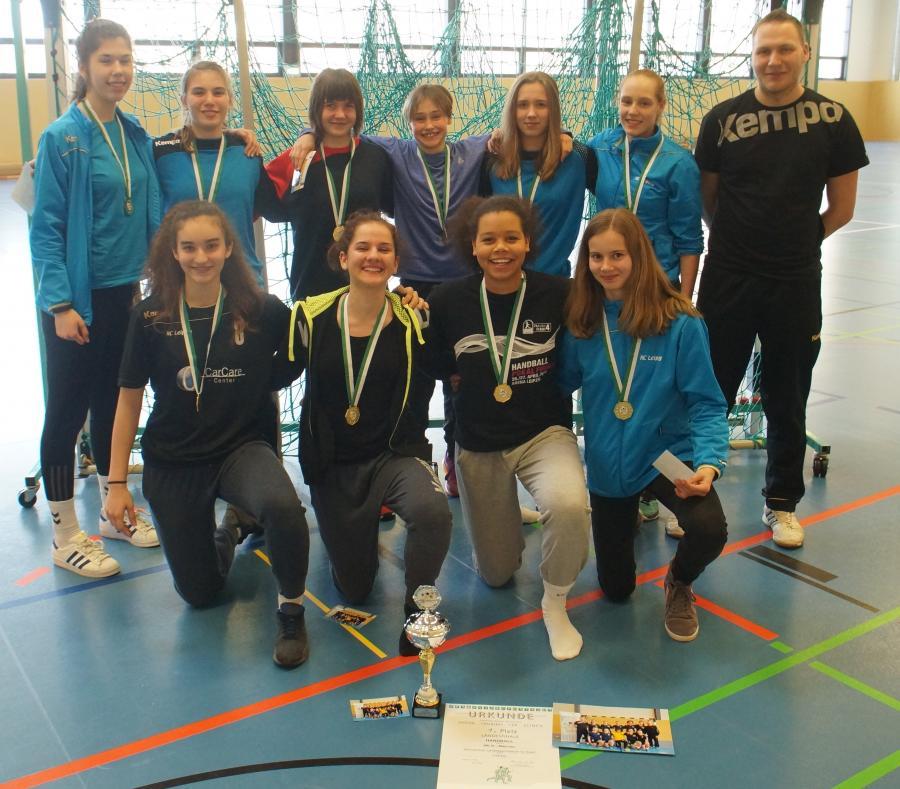 Handball Verband Sachsen Ev Ergebnisse Landesfinals Jugend