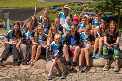 Vorschaubild zur Meldung: 76-mal Edelmetall auf Bezirksmeisterschaften in Rotenburg - GSG-Sportler überzeugen mit Rang vier im Medaillenspiegel