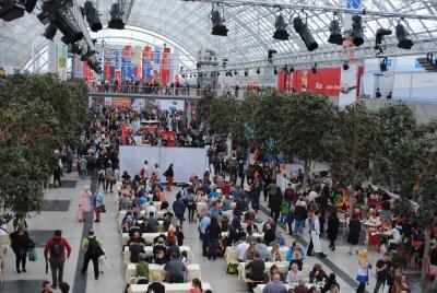Foto zur Meldung: Fahrt zur Leipziger Buchmesse