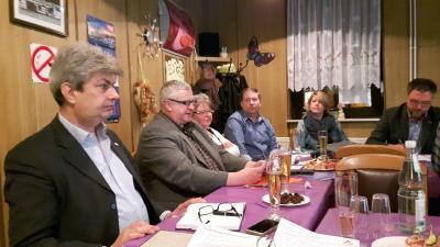 Mitgliederversammlung am 21.03.2016