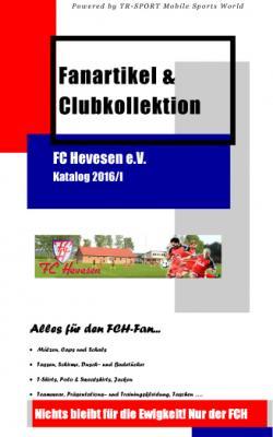 Foto zur Meldung: FAN-Katalog des FC Hevesen jetzt online
