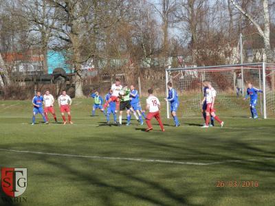 Foto zu Meldung: + + + Fußball Landesliga West 14. Spieltag - Nachholspiel + + +