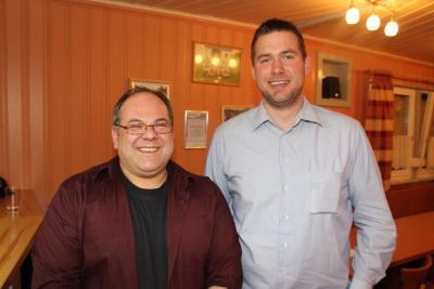 Foto zu Meldung: Christoph Grimm neuer dritter Vorsitzender