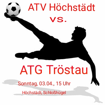 Foto zur Meldung: ATV Höchstädt vs. ATG Tröstau