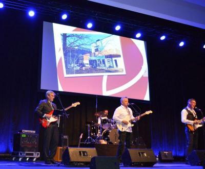 Foto zur Meldung: Stadthalle in Falkensee wurde am ersten Aprilwochenende erfolgreich eröffnet