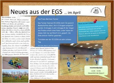 Foto zur Meldung: Flyer des Monats April 2016