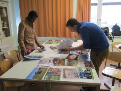 """Foto zur Meldung: EU-Projekt """"agriskills mit Landwirtschaftslehrlingen aus Spanien, Bulgarien und Deutschland"""