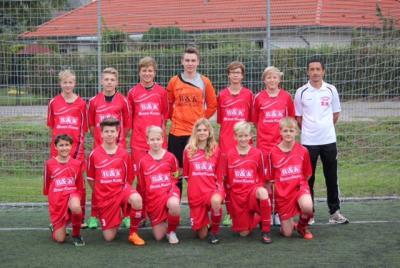 Vorschaubild zur Meldung: Meisterrunde C - Junioren Kreisliga