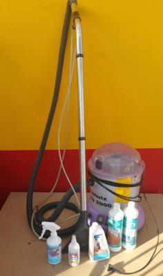 Foto zur Meldung: Nassstaubsauger - Mietservice -
