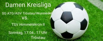 Foto zur Meldung: SG ATG/ASV vs. TSV Himmelkron II