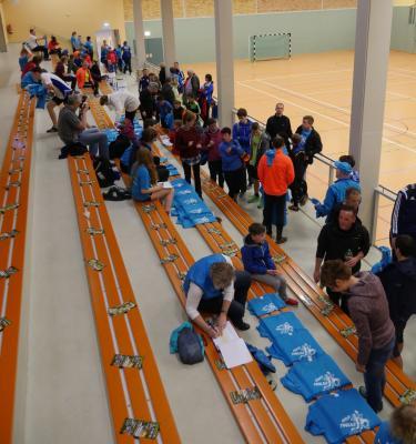 Foto zu Meldung: 6. Lauf - Paarlaufserie 2015/16 mit Abschluss-Veranstaltung