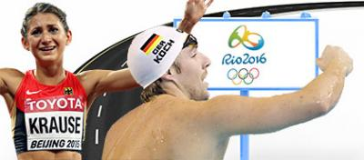 """Vorschaubild zur Meldung: """"Road to Rio"""": hr-info berichtet über Marco Koch"""