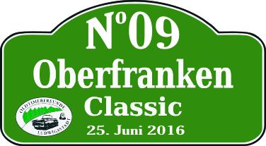 Vorschaubild zur Meldung: 9. Oberfranken Classic 2016